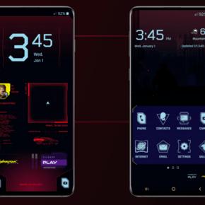 Play x Cyberpunk 2077 - Motyw