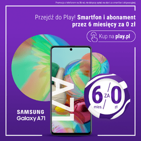 Promocja_6 miesiecy gratis_Samsung Galaxy A71.png