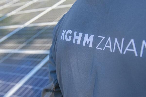 elektrownia fotowoltaiczna KGHM ZANAM w Legnicy