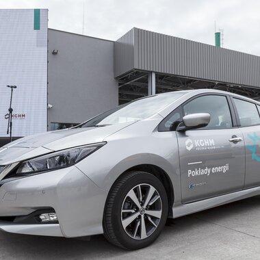 electric car KGHM