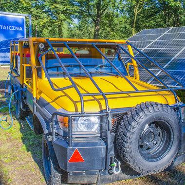 KGHM ZANAM's solar power plant in Legnica