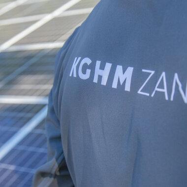planta de energía fotovoltaica KGHM ZANAM en Legnica