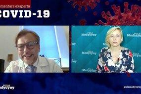 """Czy ciąża zwiększa ryzyko ciężkiego przebiegu COVID-19 u ciężarnej? Czy zakażenie koronawirusem SARS-CoV-2 może być przyczyną wad wrodzonych, wcześniejszego porodu? – na te i inne pytania w programie """"COVID-19: komentarz eksperta"""" odpowiedział prof. dr hab. n. med. Mirosław Wielgoś, krajowy konsultant w dziedzinie perinatologii, kierownik I Katedry i Kliniki Ginekologii i Położnictwa WUM.Subskrybuj kanał Puls Medycyny: https://www.youtube.com/channel/UCuPo1xzLMXkt6T6IS241iZA?sub_confirmation=1 ↓↓ Więcej Informacji ↓↓ https://pulsmedycyny.pl/ciaza-w-czasie-pandemii-jak-covid-19-moze-wplywac-na-matke-i-dziecko-1007916 Chcesz wiedzieć więcej zajrzyj na https://www.pulsmedycyny.pl/  Zapraszamy na nasze inne kanały mediów społecznościowych: Instagram: https://www.instagram.com/pulsmedycyny/ Facebook: https://www.facebook.com/pulsmedycyny/ Twitter: https://twitter.com/Puls_Medycyny"""