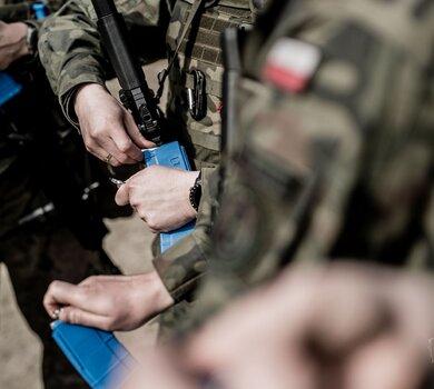 Szkolenie z amunicją treningową