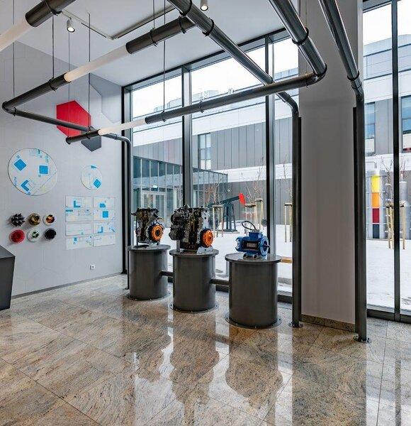 Centrum Badań i Rozwoju dla PKN Orlen w Płocku