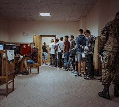 Wrocław. Powołanie ochotników do służby w 16 Dolnośląskiej Brygadzie OT