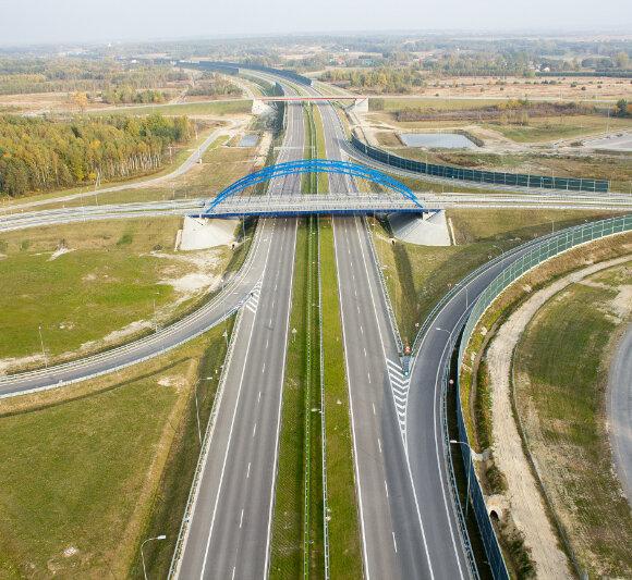 Autostrada A4-odcinek Dębica-Rzeszów