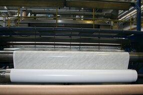 Production line of soft PVC films