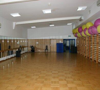 Obiekty sportowe SGGW