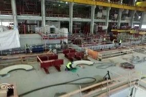 Budowa nowoczesnego bloku w Elektrowni Kozienice – Jesień 2015