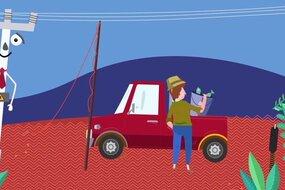 """Ideą kampanii informacyjnej """"Dbamy o Twoje bezpieczeństwo. Ty też o nie zadbaj"""" jest pokazanie, zarówno dzieciom i dorosłym, jak nie należy postępować i czego należy unikać w pobliżu infrastruktury energetycznej.   Mając na uwadze troskę o bezpieczeństwo osób przebywających w pobliżu sieci, Enea Operator stworzyła 30-sekundowe spoty. Obrazują one cztery różne scenki sytuacyjne ukazujące zagrożenia, jakie czyhają na każdego podczas codziennych czynności: przy pracach ogrodowych, zabawie dzieci w pobliżu sieci energetycznej, wędkowania oraz przy pracach budowlanych."""