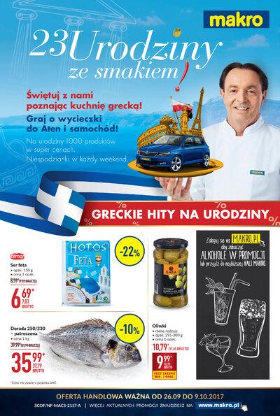 23 Urodziny MAKRO Polska_Kuchnia grecka.jpg