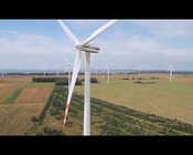 Grupa TAURON - farma wiatrowa w Zagórzu