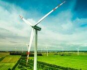 TAURON Ekoenergia - farma wiatrowa w Zagórzu