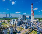 TAURON - power plant in Jaworzno
