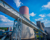 TAURON - power plant in Łagisza