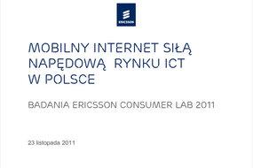 Mobilny Internet w Polsce 2011