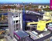 ZG Janina: budowa wieży szybowej