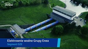 Enea - Elektrownie wodne