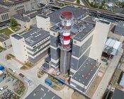Elektrociepłownia Stalowa Wola, nowy blok parowo-gazowy