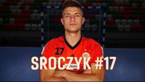 Szczypiorniści MKS Zagłębie Lubin zachęcają do aktywności - Marcel Sroczyk