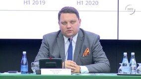 Prezes Marcin Chludziński o wynikach  Grupy Kapitałowej KGHM za I półrocze 2020 roku