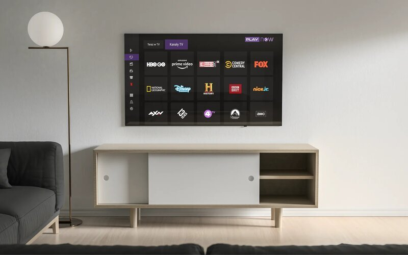 Nowy pilot PLAY NOW TV BOX