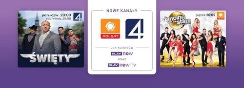 polsat TV4 w Play now tv