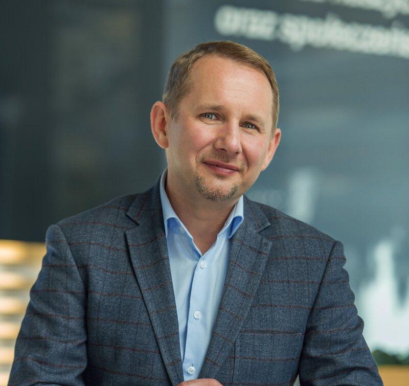 Paweł Lewandowski Wiceprezes EFL