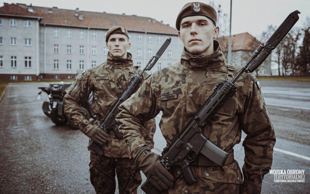 Bracia Janikowscy na przysiędze w Słupsku