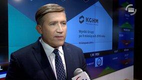 Komentarz Wiceprezesa Zarządu do wyników za III kwartał 2018 roku