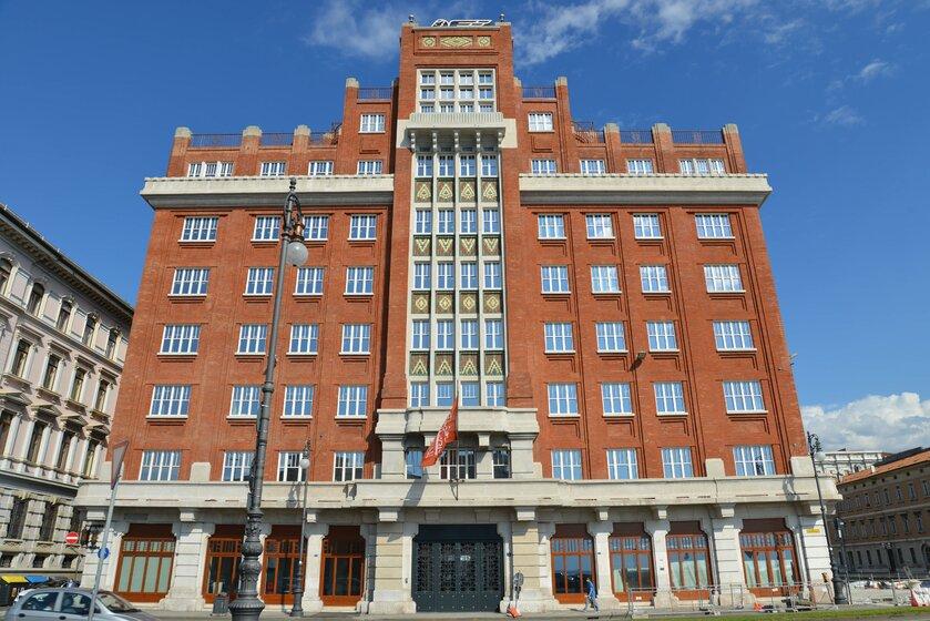 Palazzo Berlam Trieste