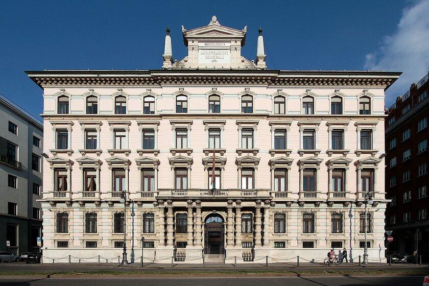Palazzo Geiringer Trieste