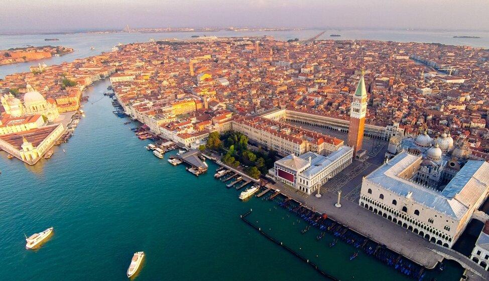 Venezia Procuratie e Giardini Reali