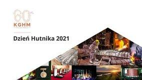 Dzień Hutnika 2021-Uroczystość Wręczenia Odznaczeń Państwowych