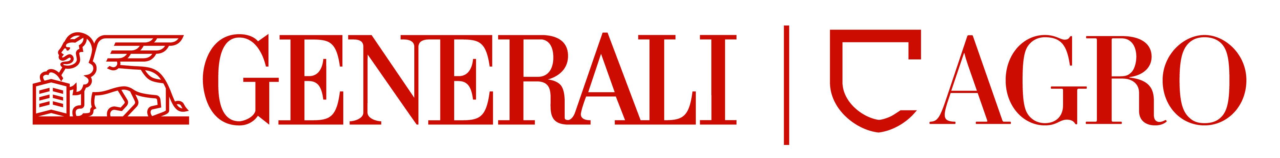 Generali Agro logo poziom CMYK