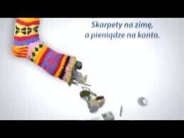 Reklama - Skarpetka