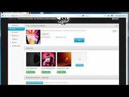Screencast pokazujący w jaki sposób dodać aplikację NuPlays Store do fan page artysty lub zespołu na Facebooku. Dzieki aplikacji NuPlays Store możliwe jest sprzedawanie muzyki i ofert wprost z fan page!