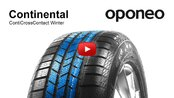 Tyre Continental ContiCrossContact Winter ● Winter Tyres ● Oponeo™