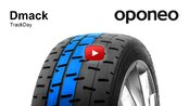 Tyre Dmack TrackDay ● Summer Tyres ● Oponeo™