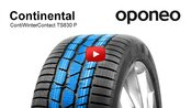 Tyre Continental ContiWinterContact TS830 P ● Winter Tyres ● Oponeo™