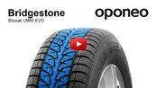 Tyre Bridgestone Blizzak LM80 EVO ● Winter Tyres ● Oponeo™