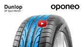 Tyre Dunlop SP Sport MAXX ● Summer Tyres ● Oponeo™