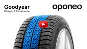 Tyre Goodyear Ultragrip 8 Performance ● Winter Tyres ● Oponeo™