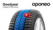 Tyre Goodyear Ultragrip 8 Performance ● Winter Tyres ● Oponeo™