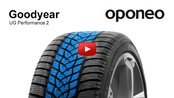 Tyre Goodyear UG Performance 2 ● Winter Tyres ● Oponeo™
