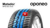 Tyre Matador MP92 Sibir Snow ● Winter Tyres ● Oponeo™