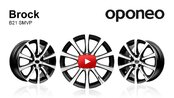 Brock B21 SMVP ● Alloy Wheels ● Oponeo™