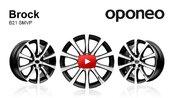 Brock B21 SMVP ● Alloy Wheels ● Oponeo™
