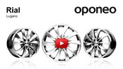 Rial Lugano ● Alloy Wheels ● Oponeo™